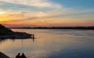 Большой Паток — место для рыбака
