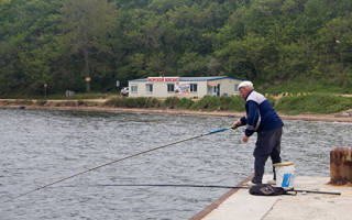Малая Никита — место для рыбака
