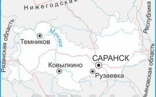 Мордовское озеро — место для рыбака