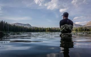 Протока — место для рыбака