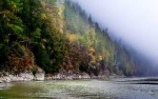 Селемджа — место для рыбака