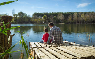 Буюнда — место для рыбака