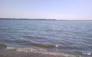 Большой Кременкуль озеро — место для рыбака