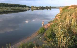 Перкино озеро — место для рыбака