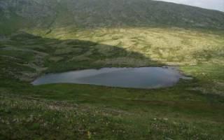 Лозьва — место для рыбака
