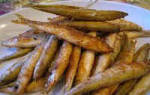 Жареная корюшка — рыбные рецепты