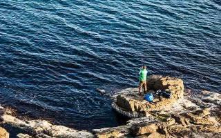 Рыбалка со Светланой на камбалу в Сахалинской области