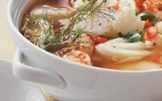Наваристая уха из линя — рыбные рецепты