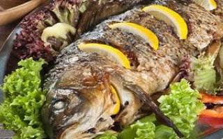 Карп на мангале — рыбные рецепты