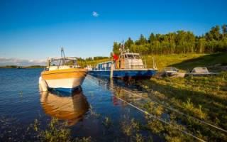 Бурея — место для рыбака
