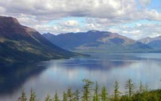 Озеро Лама — место для рыбака