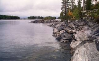 Ковдозеро — место для рыбака