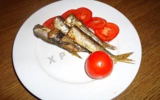 Салака в духовке — рыбные рецепты