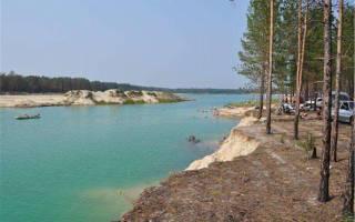 Липовое озеро — место для рыбака