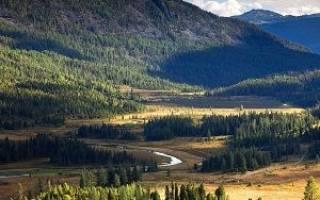 Ощал озеро — платные водоемы