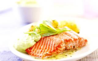 Запечённая кумжа — рыбные рецепты