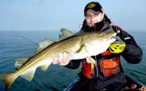 Морская рыбалка в Калиниградской области с Андреем