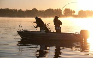 Волга — место для рыбака
