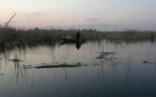 Кунтуды озеро — место для рыбака