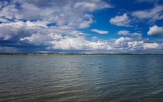 Малый Мисяш озеро — место для рыбака