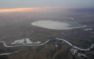 Кенон озеро — место для рыбака