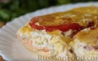 Филе горбуши — рыбные рецепты