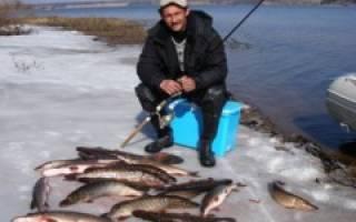 Себла — место для рыбака
