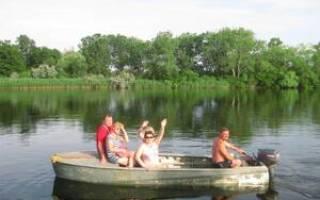 Юрмыс — место для рыбака