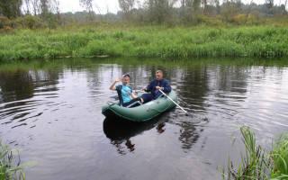 Дуккинские озера — место для рыбака