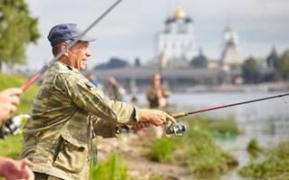 Заланская Лука — место для рыбака