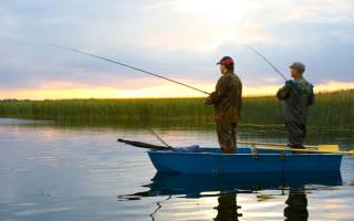 Тамлык — место для рыбака