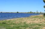 Кумакское водохранилище — место для рыбака