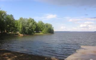Белохолуницкий пруд — место для рыбака