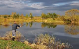 Вятка — место для рыбака
