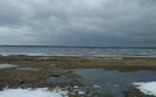 Сергайды озеро — место для рыбака