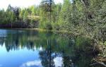 Ижма — место для рыбака