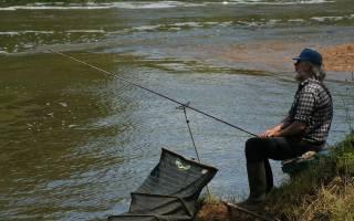 Куйбышевское водохранилище — место для рыбака