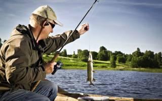 Кургаш — место для рыбака