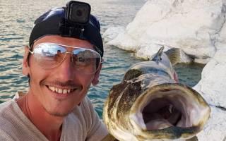 Кирекское озеро — место для рыбака