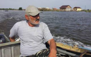 Кигач — место для рыбака