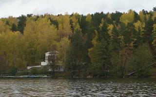 Теренкуль озеро — место для рыбака