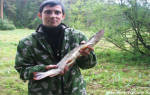 Западная Чусовая — место для рыбака