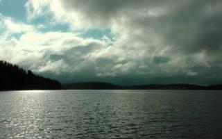 Ладмозеро — место для рыбака