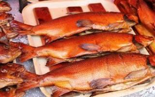 Копченая рыба — рыбные рецепты