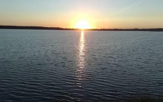 Смолино озеро — место для рыбака