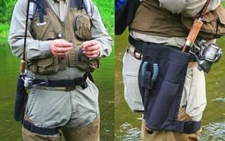 Тесьма — место для рыбака