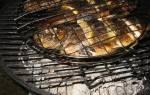 Линь BBQ — рыбные рецепты