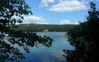 Тирикуль озеро — место для рыбака