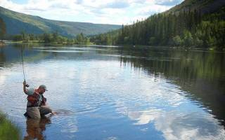 Шатрово озеро — место для рыбака