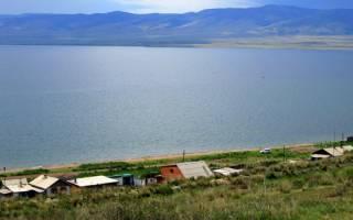 Гусиное озеро — место для рыбака